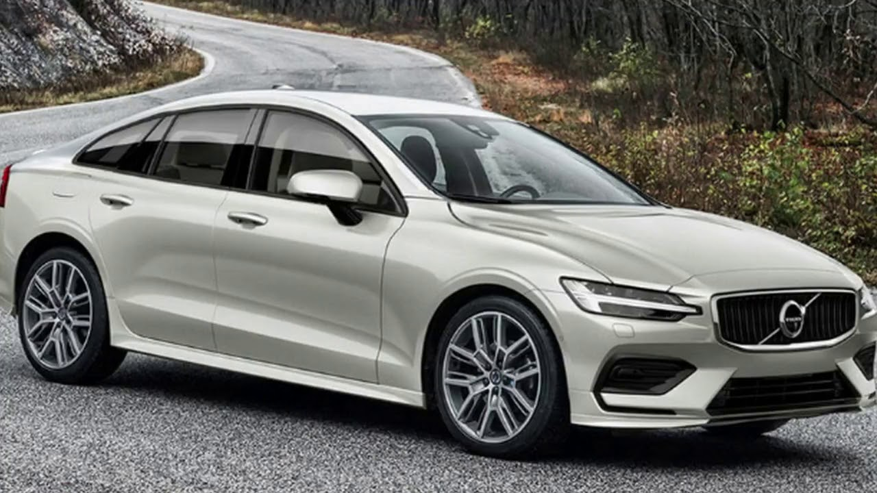 2019 volvo s60 sneak peak from volvo u0026 39 s ceo