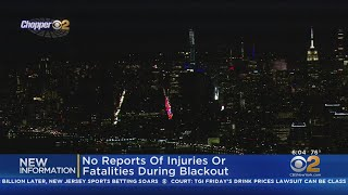 Con Edison Investigating Cause Of Massive NYC Blackout