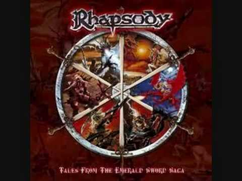 Rhapsody-Emerald Sword