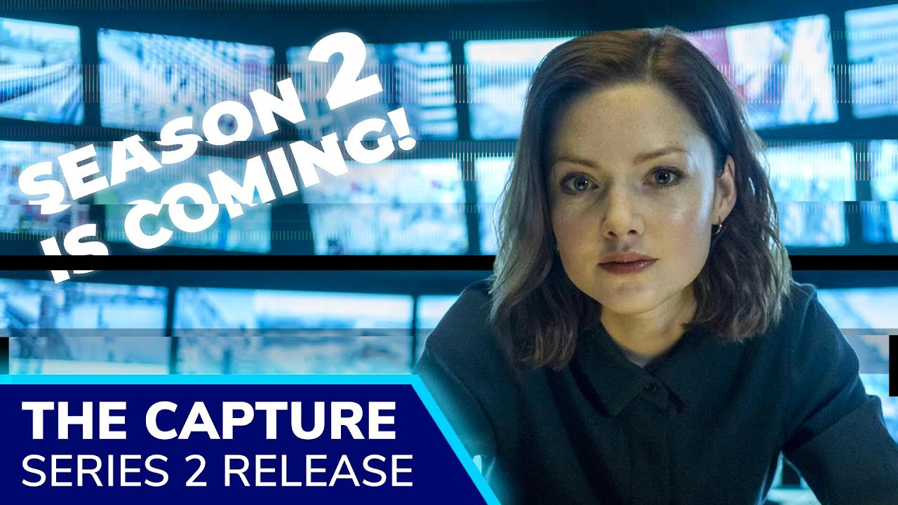 THE CAPTURE Series 2 Renewed by BBC for 2020   Holliday Grainger will be  back as DI Rachel Carey - YouTube