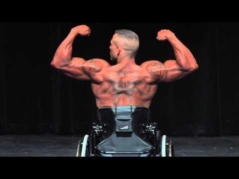 Kyle Roberts - 2012 IFBB Pro Wheelchair Championships
