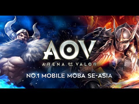 Game Terbaru  Aov Arena Of Valor