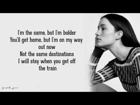 Dynamite - Sigrid (Lyrics)