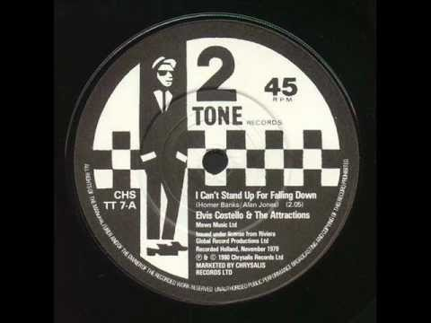 ELVIS COSTELLO & THE ATTRACTIONS - I CANT STAND UP FOR FALLING DOWN - GIRLS TALK mp3