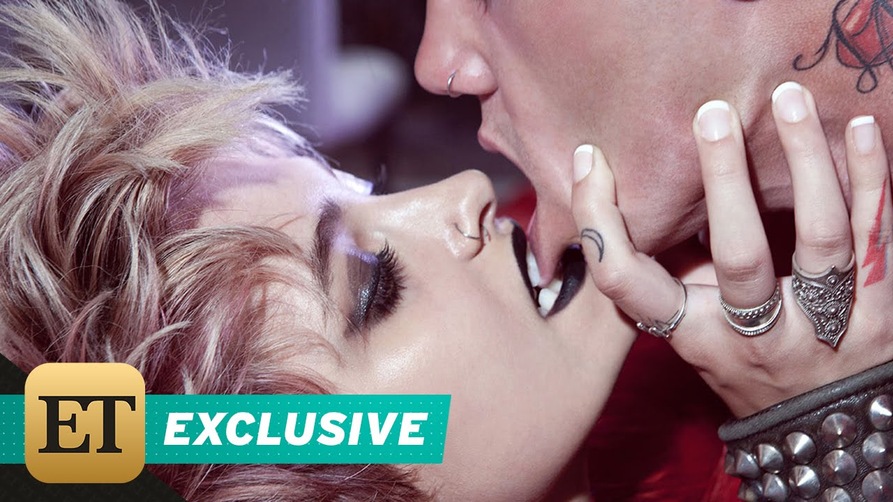 EXCLUSIVE Inside Paris Jackson and Boyfriend Michael Snoddy's Sexy, PDA-Filled Photoshoot!