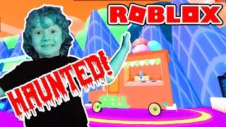 This Game is Haunted! - Roblox Ice Cream Simulator