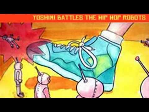 The Kleptones - Yoshimi Battles The Hip-Hop Robots (Full Album)