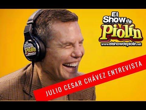 Julio César Chávez en El Show de Piolin