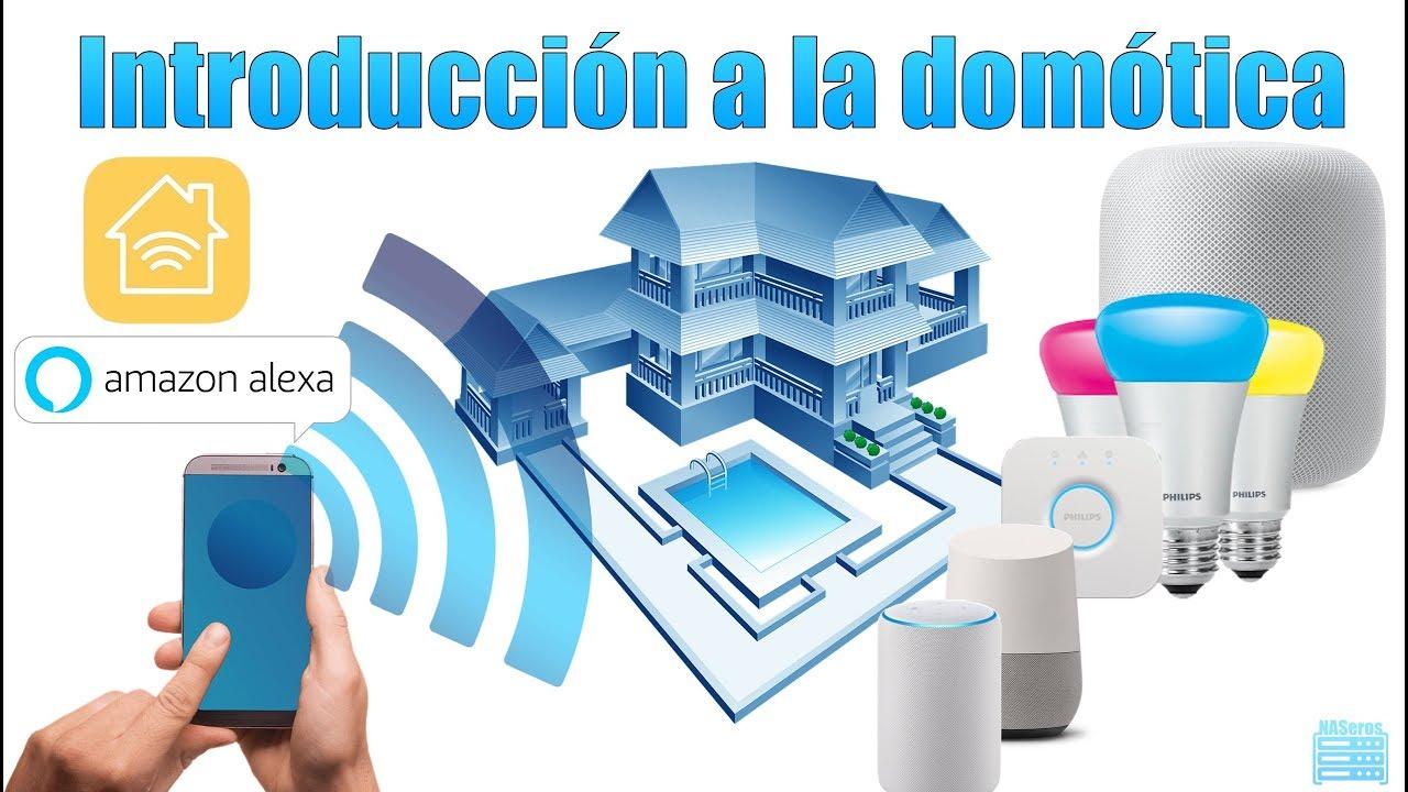 Introducción a la domótica. Elección del sistema domótico - YouTube