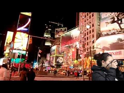 New York City (Green Screen)