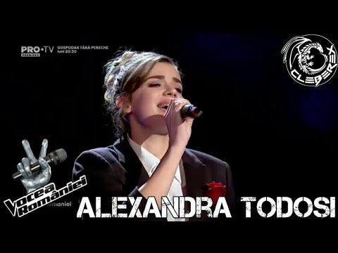 Alexandra Todosi - Joe le taxi (Vocea României 22/09/17)