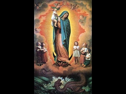 Our Lady of Guadalupe Conquers the Enlightenment