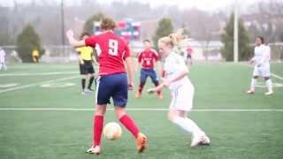 yiss girls soccer pep rally video 2014 15