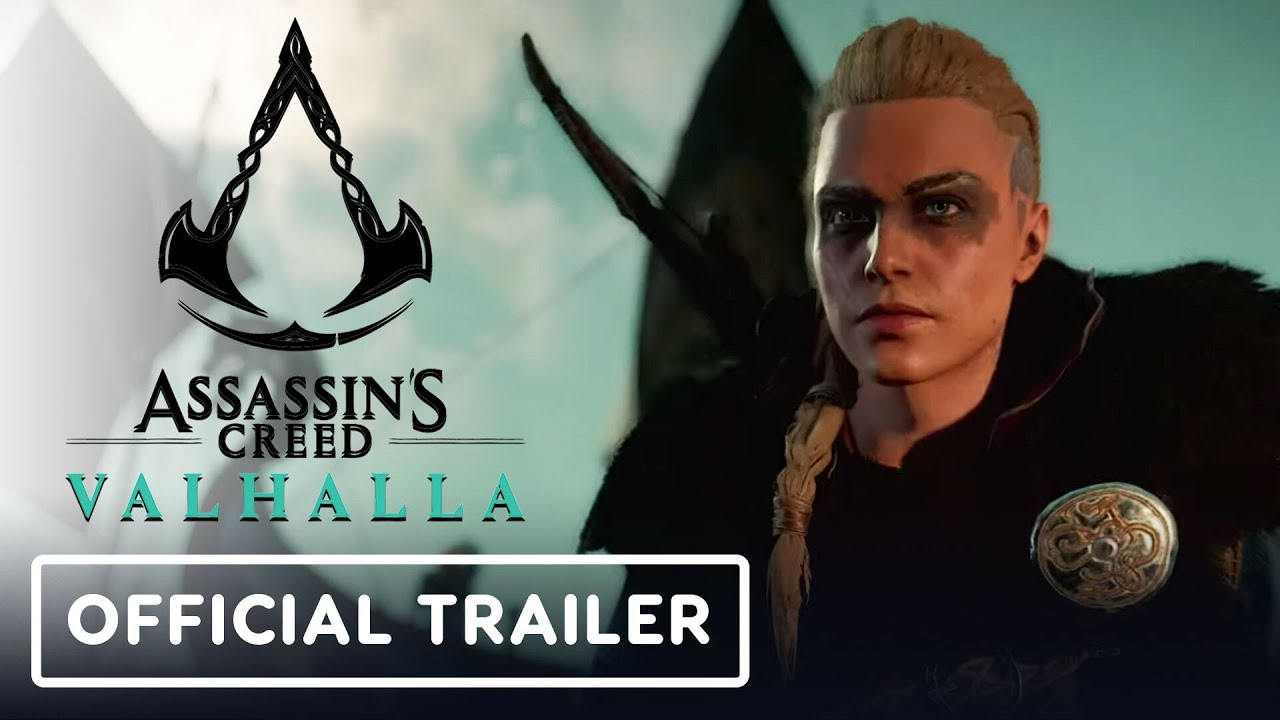 Assassin S Creed Valhalla Official Gameplay Trailer Ubisoft