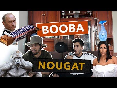 PREMIERE ECOUTE - BOOBA - NOUGAT