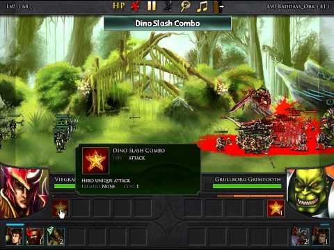Epic War Saga Strategy Defense Game Play Free Online Games