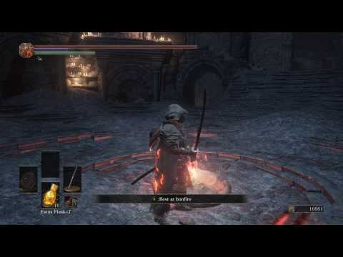 Jerma985 Full Stream: Dark Souls III - Ashes of Ariandel Part 1