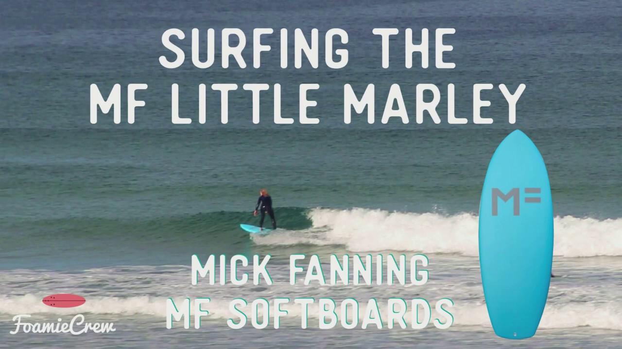 Video Foamiecrew Surfs The Mf Little Marley In France