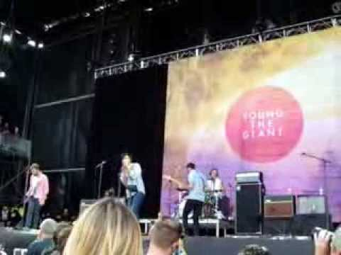 """""""Teachers"""" Performance By Young The Giant"""