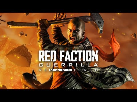 РАЗНОСИМ МАРС на PS4 - Red Faction Guerilla Re-Mars-tered