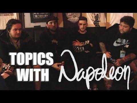 Topics with Napoleon