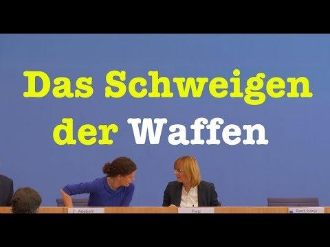 14. November 2018 - Bundespressekonferenz - RegPK
