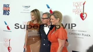 Dee Ocleppo Hilfiger, Tommy Hilfiger, Nancy Davis at The ...