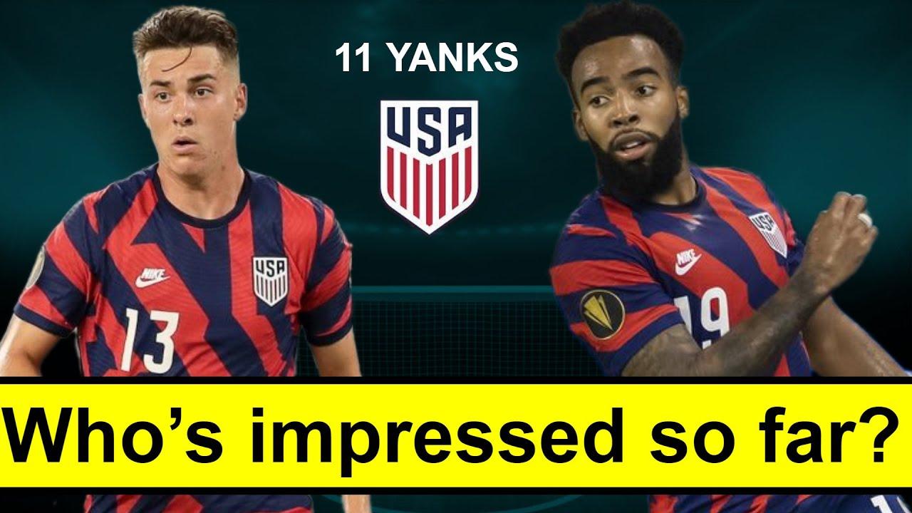 USMNT vs Jamaica: Player Ratings- Hoppe wins it