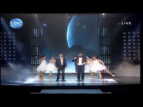 Celebrity Duets - Episode 3 - Nady Abou Chabke - Abbass ...