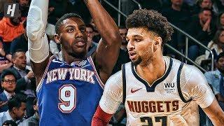 Denver Nuggets vs New York Knicks - Full Game Highlights | December 5, 2019 | 2019-20 NBA Season Video
