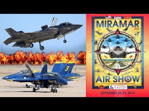 MCAS Miramar Airshow 2016