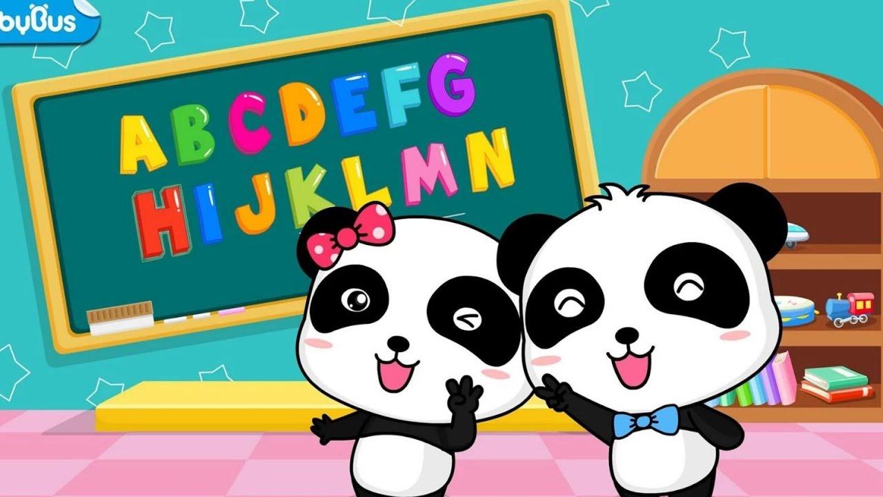 Storks Oddbods Kids - English alphabet with My ABC - Abc ...