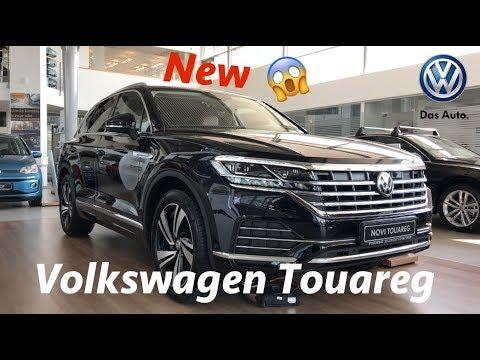 Volkswagen Touareg Atmosphere 2019 Pertama Penuh Dalam Ulasan Mendalam Di 4K - Innovision Kokpit