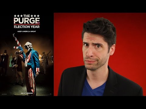 Thumbnail: The Purge: Election Year - Movie Review
