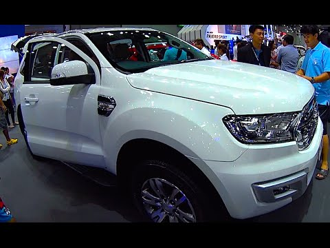 New Ford Everest TOP model, 2015, 2016, 2017 video review