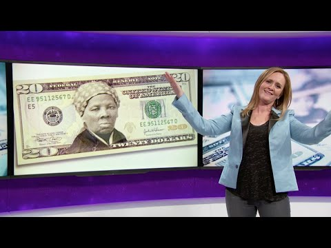 Twenty-Dollar Tubman | Full Frontal with Samantha Bee | TBS