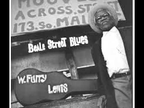 Furry Lewis-Everybody's Blues