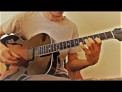 Glenn Miller - In the Mood - Guitar version