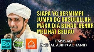 Video Mimpi Jumpa Nabi - Habib Ali Zaenal Abidin Al Hamid download MP3, 3GP, MP4, WEBM, AVI, FLV Juni 2018