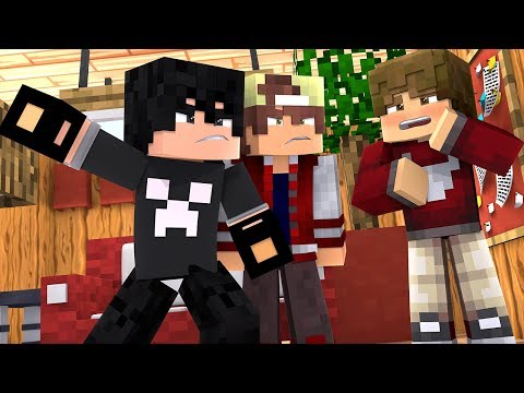 COLLEGE BULLIES!? - Parkside University EP5 - Minecraft Roleplay