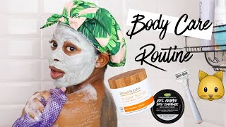 My Shower Routine (2019) | Shave, Feminine Hygiene, SPF & More!