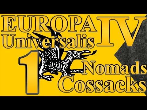 "Europa Universalis 4 Cossacks Kazan ""TRY, TRY AGAIN B*TCH!"" EP:1"