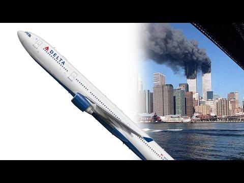 Delta Airlines Flight 1989 on Sept. 11