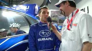 Monza Rally Show - Intervista ad Alex de Angelis