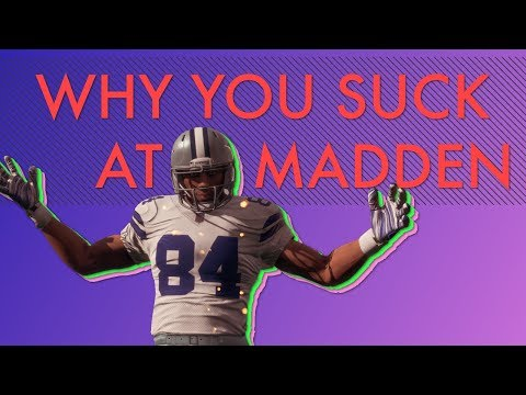 Top 5 Traits of a Mediocre Madden Player