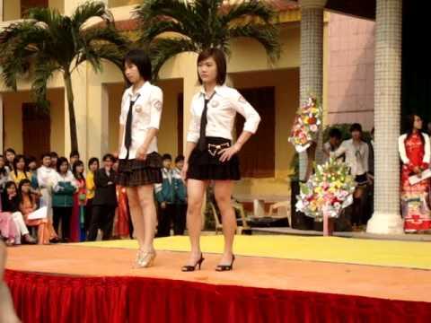 GD.THD:Fashion Trần Hưng Đạo School Phần 2 Tại Trường .TP-Nam Định