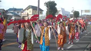 第114回赤穂義士祭【忠臣蔵パレード】南京玉すだれ thumbnail