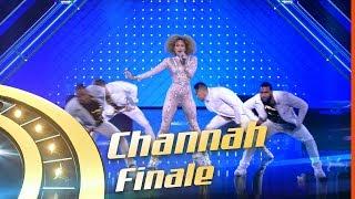 DanceSing gemist? Optreden van Channah in de finale