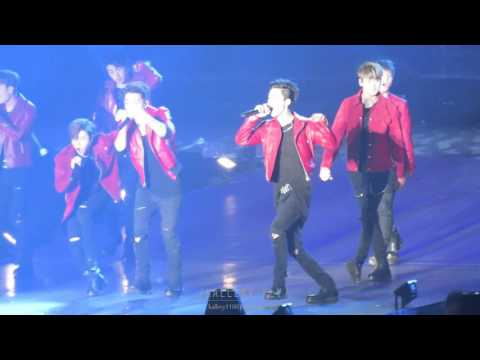 【FANCAM�0507 iKON - My Type 취향저격  @ IKONCERT 2016 SHOWTIME TOUR IN HONG KONG