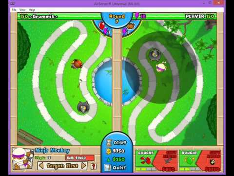 Best Attack Strategy for Bloons TD Battles